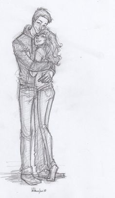 ron and hermione by *burdge-bug on deviantART