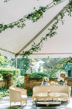 We are absolutely loving the combination of cafe lights and greenery. Make sure you set the mood with our wide range of string bistro lights, twinkle, and fairy lights. Click to browse our rentals, and start planning the wedding of your dreams! #Wedding #Reception #Charleston #ElegantWedding #WeddingGreenery #OutdoorLights Elegant Wedding, Wedding Reception, Bistro Lights, Event Services, Fairy Lights, Event Decor, Twinkle Twinkle, Garden Wedding, Charleston