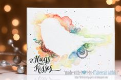 masking fluid, water color WOW  *Fill Your Paper With The Breathings of Your {Heart}*