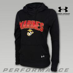 Marines Women's Sweatshirts & Hoodies