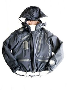 51bc0b31aedf Undercover  FINAL DROP  Undercoverism A W07 Goretex Padded Jacket Size 2  Size US