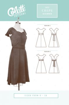 Manteau /& ceinture Butterick femme Easy sewing pattern 5966 Veste BUTTERICK -...