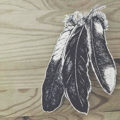 CASE STUDY: Anitsiskwa's Album Art — CUTTINK Raven Feather, Craft Bazaar, Stars Craft, Spring Art, Case Study, Album, Tattoos, Tatuajes, Japanese Tattoos