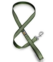 This Hunter Green Reflective Dog Leash is strong, reflective and would look great with the Hunter Green Collar.