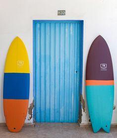 Towan Boards. on Behance