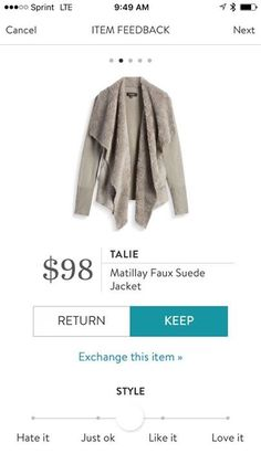 e6ee36a543413 I love Stitch Fix! A personalized styling service and it s amazing!! Simply  fill
