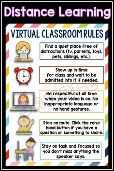 Online Classroom, School Classroom, Elementary Classroom Rules, Classroom Libraries, Flipped Classroom, Google Classroom, School Signs, Blended Learning, Learning Resources