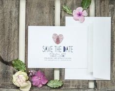 "save the date""simple.lovely"", online bestellbar bei www.papierhimmel.com"