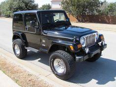 Jeep Wrangler Sahara Coupe