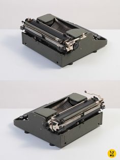 The Optima Elite, a remarkable typewriter of the iron curtain times!