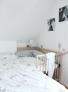 Ikea hacks: crear una babybay para tu hijo