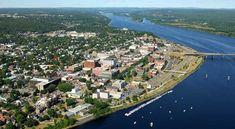 Shediac Bay Marina - New Brunswick Images / Photos