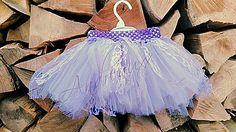 Detské oblečenie - Tutu fialková - 6349485_