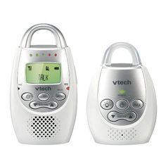 VTech DM221 Safe & Sound Digital Audio Baby Monitor - $35.98