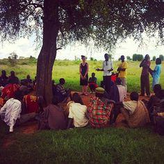Uganda Mission Trip to Africa 2015