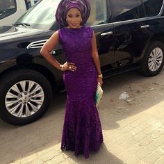 Owanbe-dress inspiration. pic via @glam_by_tuprettie #dress #owambe #partylook