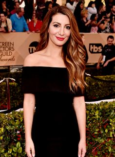 Nasim Pedrad attends the 22nd Annual Screen Actors Guild Awards at The Shrine Auditorium on January 30, 2016 in Los Angeles, California.