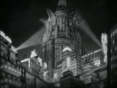 Metropolis 1927 Movie