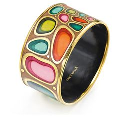 Colorful bracelet from Frey Wille