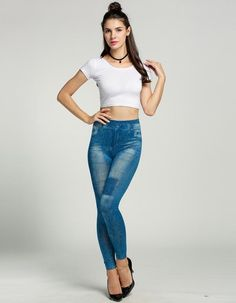 Just posted Stretch Skinny Le..., Check it out here! http://www.janatexonline.com/products/stretch-skinny-leggings-cotton-polyester?utm_campaign=social_autopilot&utm_source=pin&utm_medium=pin.