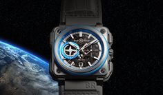 Earlier this year Bell & Ross launched a limited edition version of their BR-X1 timepiece called the Hyperstellar. The BR-X1 line…