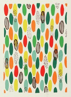 Colorful pattern :: Sonia Delaunay