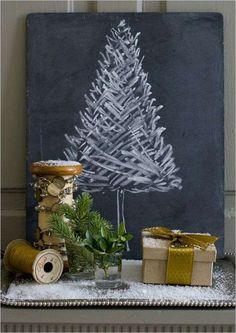 Alberi di Natale fai da te (Foto) | Designmag