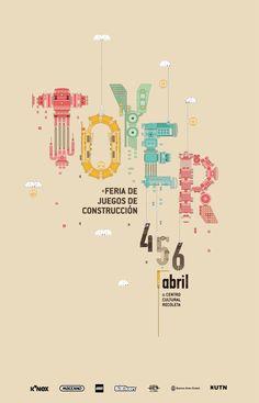 TOYER | Sistema para evento by Matías Lozza, via Behance