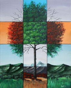 Seasons by Piscota on DeviantArt