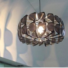 Strange lamp shade idea