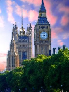 Big Ben - London - England (von the-father)