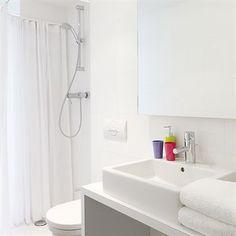 Bathroom of Guestroom in The Pantone Hotel, Brussels, Belgium