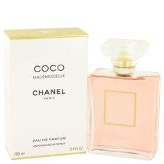 Coco Mademoiselle 3.4 oz. Eau de Parfum Spray for Women by Chanel #coco#chanel#women#mademoiselle