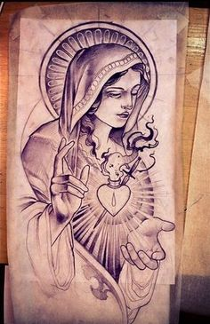 Inspiration for a Neo-traditional tattoo