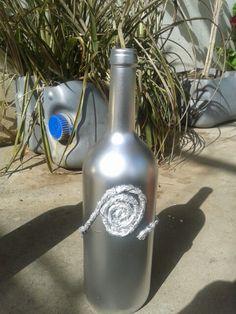 Botella vintage