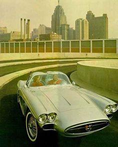 Corvette xp concept