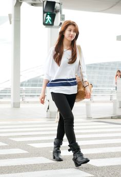 [AIRPORT] Suzy. Korean Fashion
