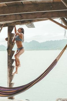 surf shackin' in Panama via BillabongWomens
