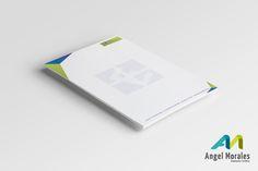 Diseño hoja membrete - Escala Construye