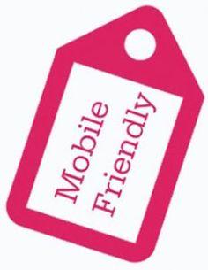 mobile friendly label