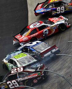 rubbin is racing pics | If rubbin' is racing, hey, Bristol should be the place!