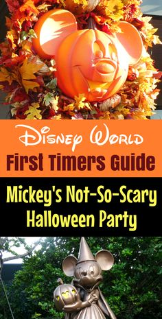 20 practical tips give first timers to Mickey's Not-So-Scary Halloween Party at Disney World all the insider advice they need for a spooktacular time! . #DisneyWorld #MNSSHP #Halloween #MickeyMouse #Florida #WaltDisneyWorld #HalloweenParty #MickeyHalloweenParty