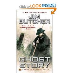 Ghost Story: A Novel of the Dresden Files: Jim Butcher: 9780451464071: Amazon.com: Books book 13