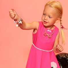 Be-Angeled kids jewellery collection and Lovely Mariqita dresses