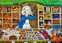 Lviv`s Sweets/Все товары - Фотофабрика - товары для посткроссинга: почтовые открытки, штампы, альбомы - ФотоФабрика