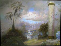 Jeffrey K. Bedrick Visionary Art