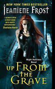 Paranormal romance urban fantasy books