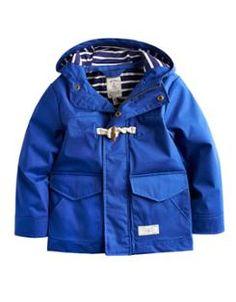 2a595273b36c12 JNR JARELL Boys Mariners Jacket Boys Rain Jacket