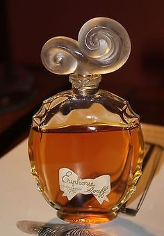 parfum ancien flacon maggie rouff euphorie 88€