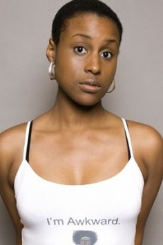 """#Issa Rae  26-year-old Issa Rae got her comedy start when she began writing and directing short films while she was a student at Stanford. After college, Rae created the web series """"The Mis-Adventures of Awkward Black Girl,"""" which attracted some big-time attention and helped get Rae signed with a talent agency. #blackgirlpower"""